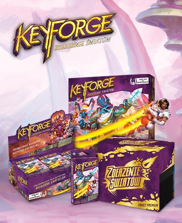 KeyForge: Zderzenie Światów