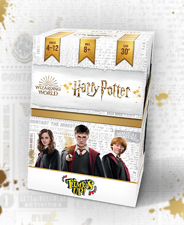 Time's Up! Harry Potter