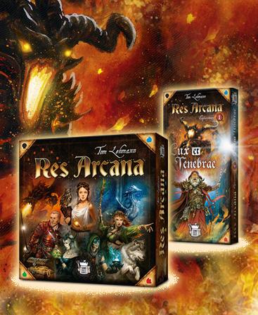 Res Arcana: Lux et Tenebrae (edycja polska)