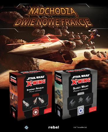 Star Wars: X-Wing Trzecia Fala