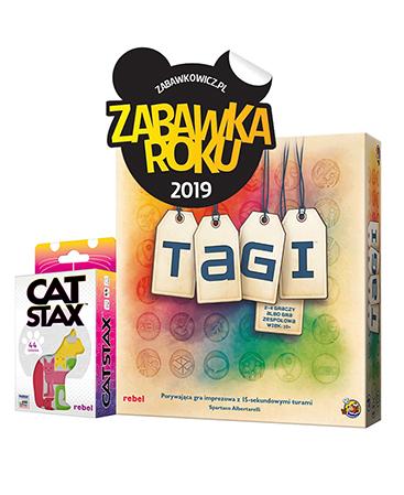 Zabawka Roku 2019