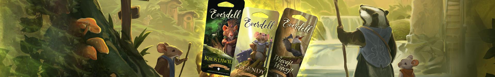 Dodatki Everdell