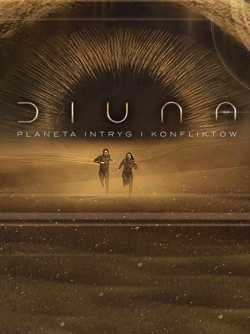 Diuna: Planeta intryg i konfliktów