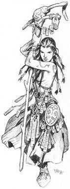 Trudvang chronicles - postać