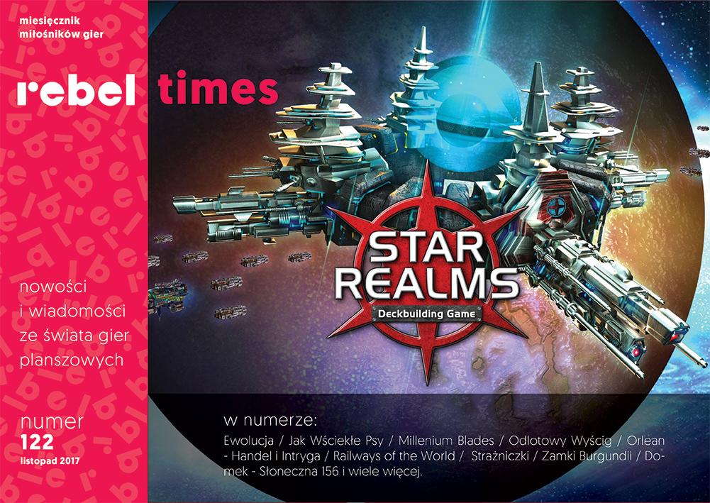 Rebel Times #122 / Listopad 2017