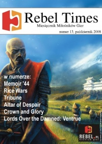 Rebel Times #13 / Październik 2008
