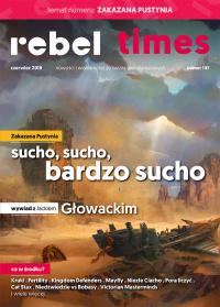 Rebel Times #141 / Czerwiec 2019