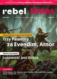 Rebel Times #142 / Lipiec 2019