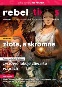 Rebel Times #143 / Sierpień 2019