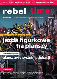Rebel Times #144 / Wrzesień 2019