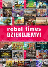 Rebel Times #147 / Grudzień 2019