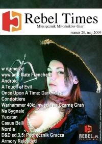 Rebel Times #20 / Maj 2009