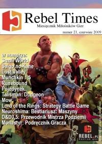 Rebel Times #21 / Czerwiec 2009