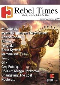 Rebel Times #22 / Lipiec 2009