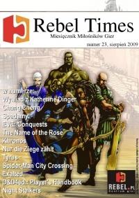 Rebel Times #23 / Sierpień 2009
