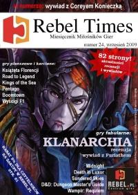 Rebel Times #24 / Wrzesien 2009