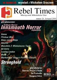 Rebel Times #26 / Listopad 2009