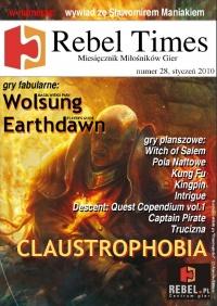 Rebel Times #28 / Styczeń 2010