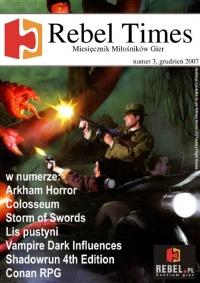 Rebel Times #3 / Grudzień 2007