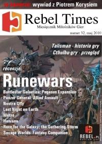 Rebel Times #32 / Maj 2010