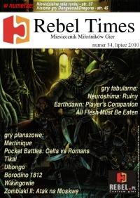 Rebel Times #34 / Lipiec 2010