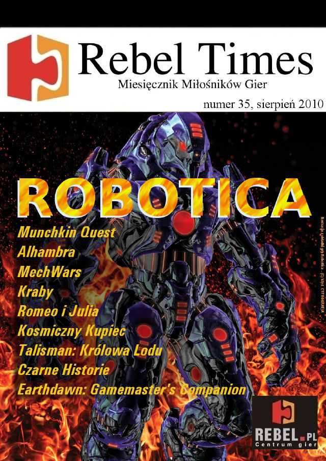 Rebel Times #35 / Sierpień 2010