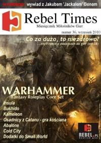 Rebel Times #36 / Wrzesień 2010