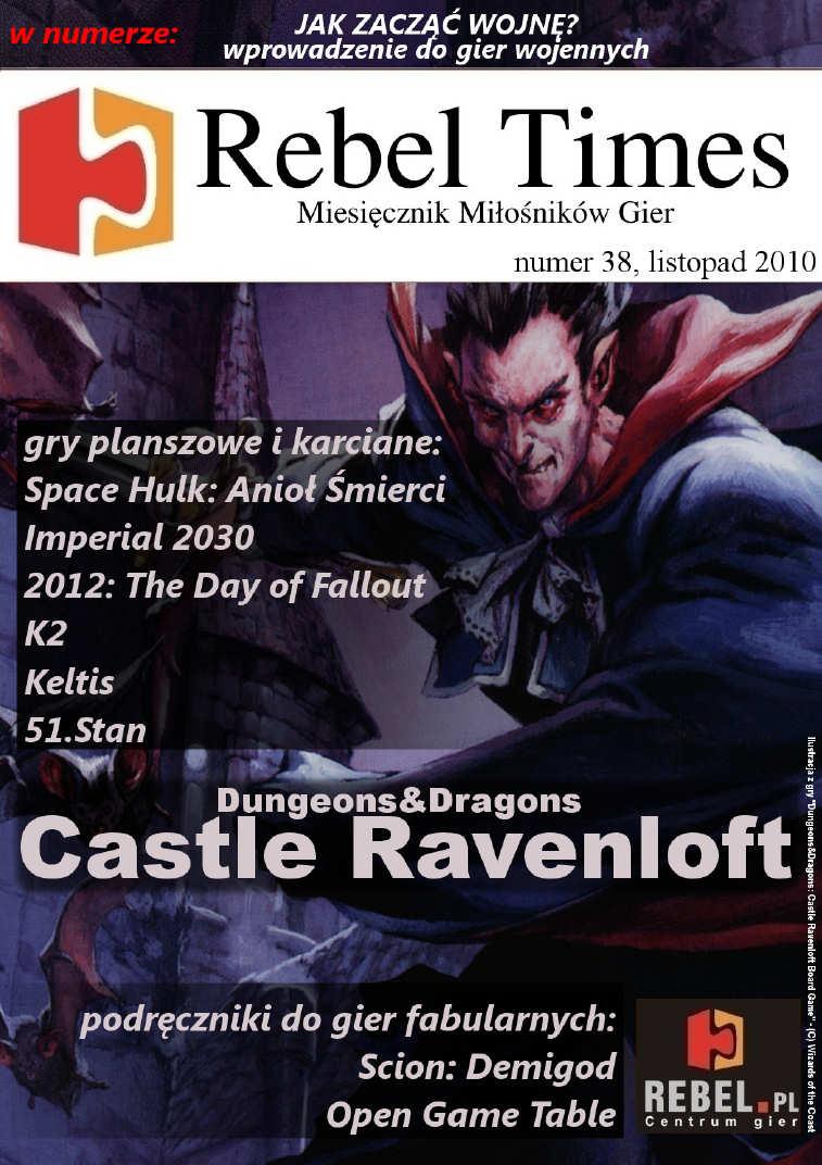 Rebel Times #38 / Listopad 2010