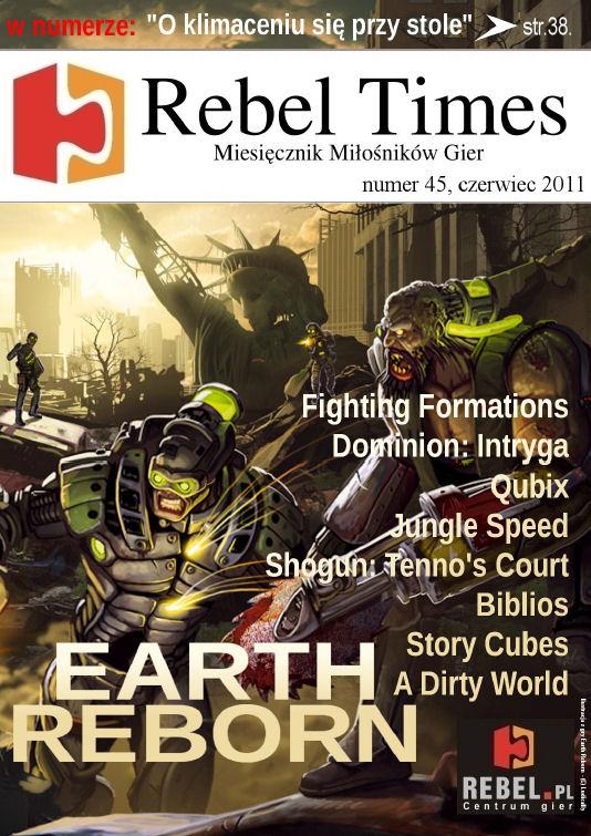 Rebel Times #45 / Czerwiec 2011