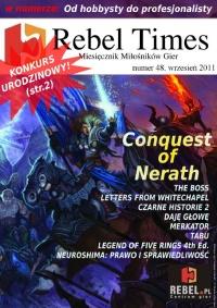 Rebel Times #48 / Wrzesień 2011