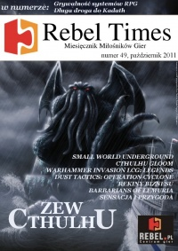Rebel Times #49 / Październik 2011
