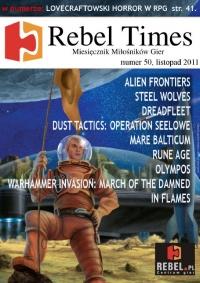Rebel Times #50 / Listopad 2011