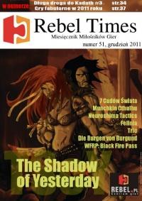 Rebel Times #51 / Grudzień 2011