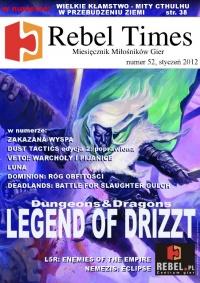 Rebel Times #52 / Styczeń 2012