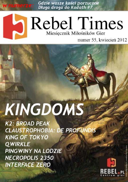 Rebel Times #55 / Kwiecień 2012