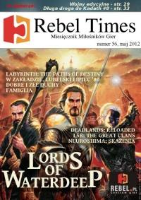 Rebel Times #56 / Maj 2012