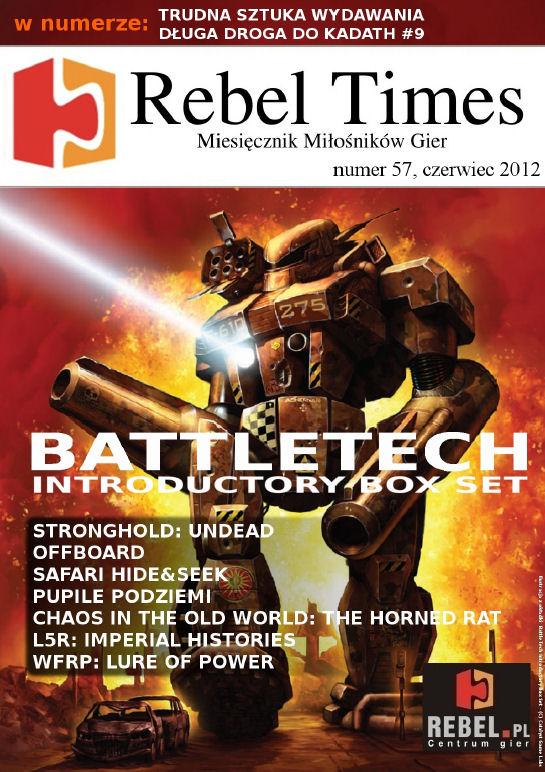 Rebel Times #57 / Czerwiec 2012