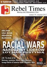 Rebel Times #59 / Sierpień 2012