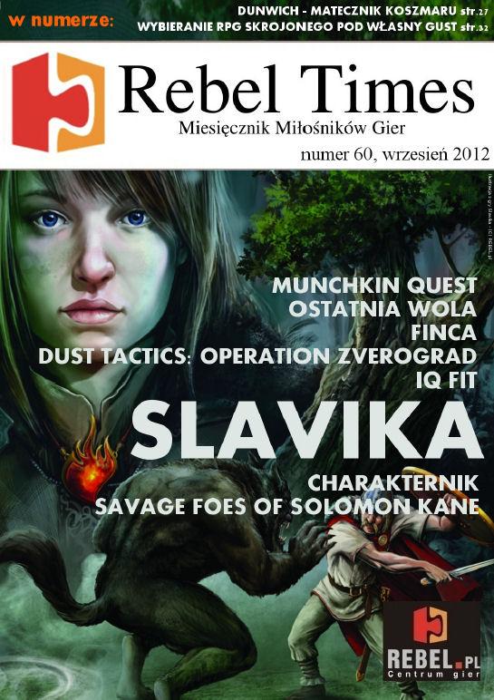 Rebel Times #60 / Wrzesień 2012
