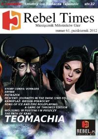 Rebel Times #61 / Październik 2012