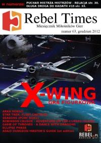 Rebel Times #63 / Grudzień 2012
