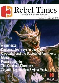 Rebel Times #7 / Kwiecień 2008