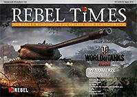 Rebel Times #82 / Lipiec 2014
