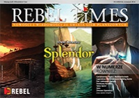 Rebel Times #84 / Wrzesień 2014
