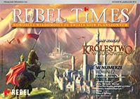 Rebel Times #85 / Październik 2014