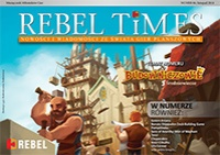 Rebel Times #86 / Listopad 2014