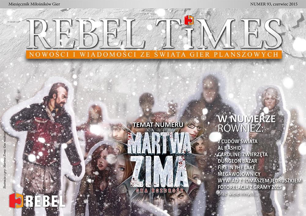 Rebel Times #93 / Czerwiec 2015