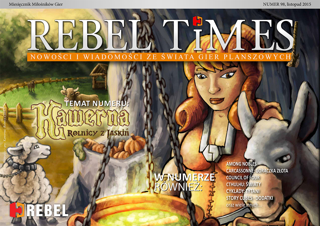 Rebel Times #98 / Listopad 2015