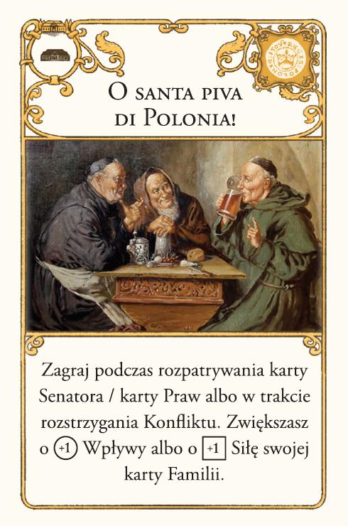 O Santa Piva Di Polonia!