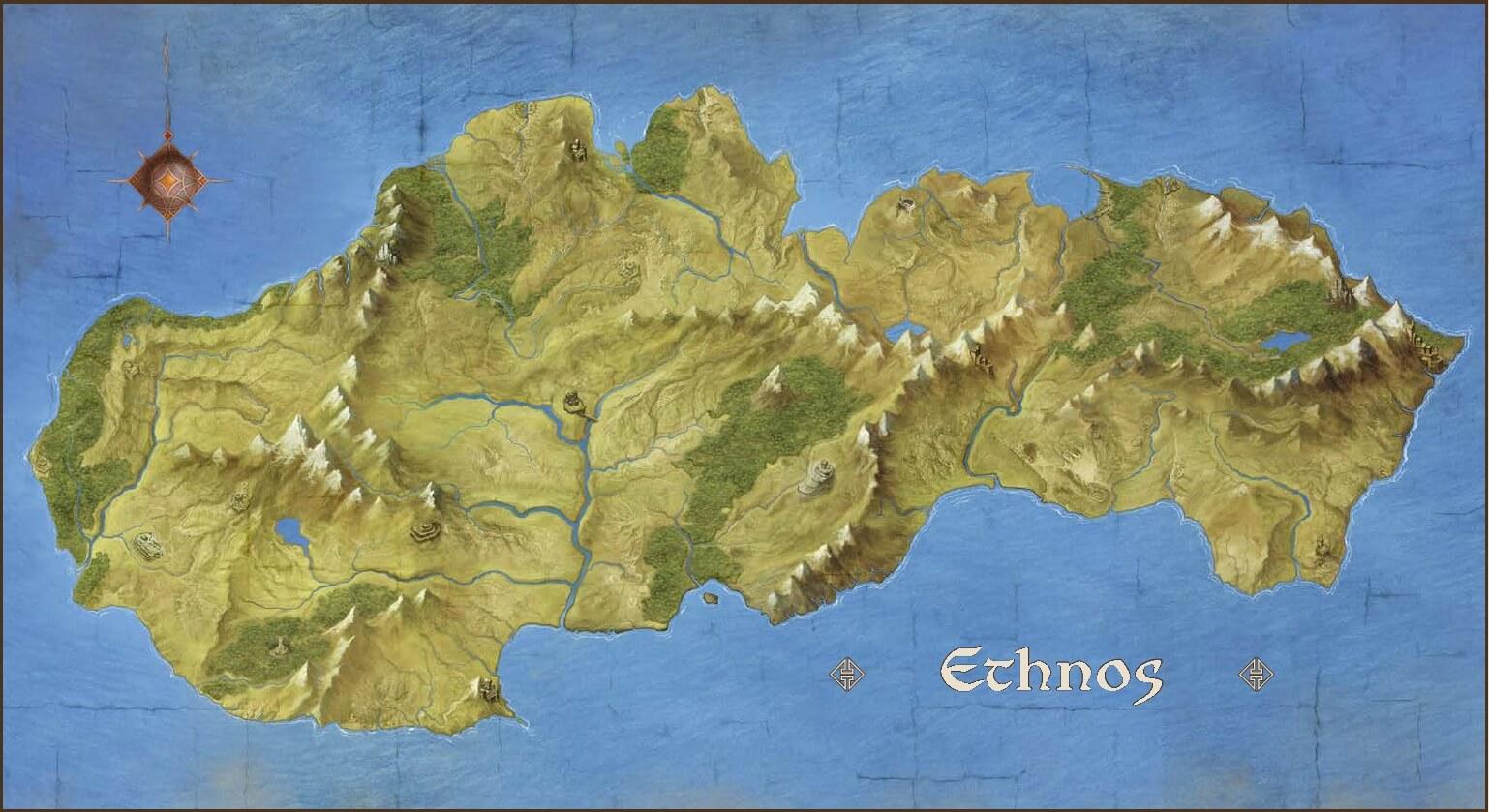 Kraina Ethnos